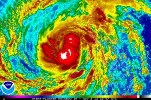 Urgence typhon Haiyan : appel aux dons !