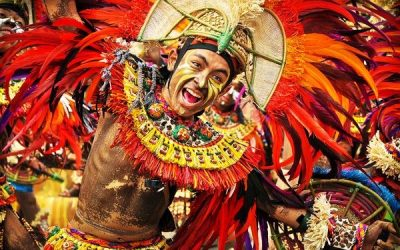 Festival Dinagyang aux Philippines
