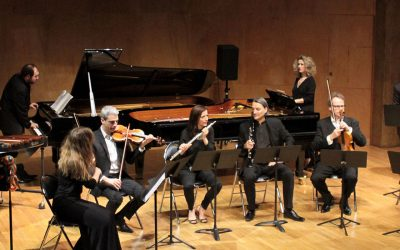 A look back on Laure Favre-Kahn & Friends concert
