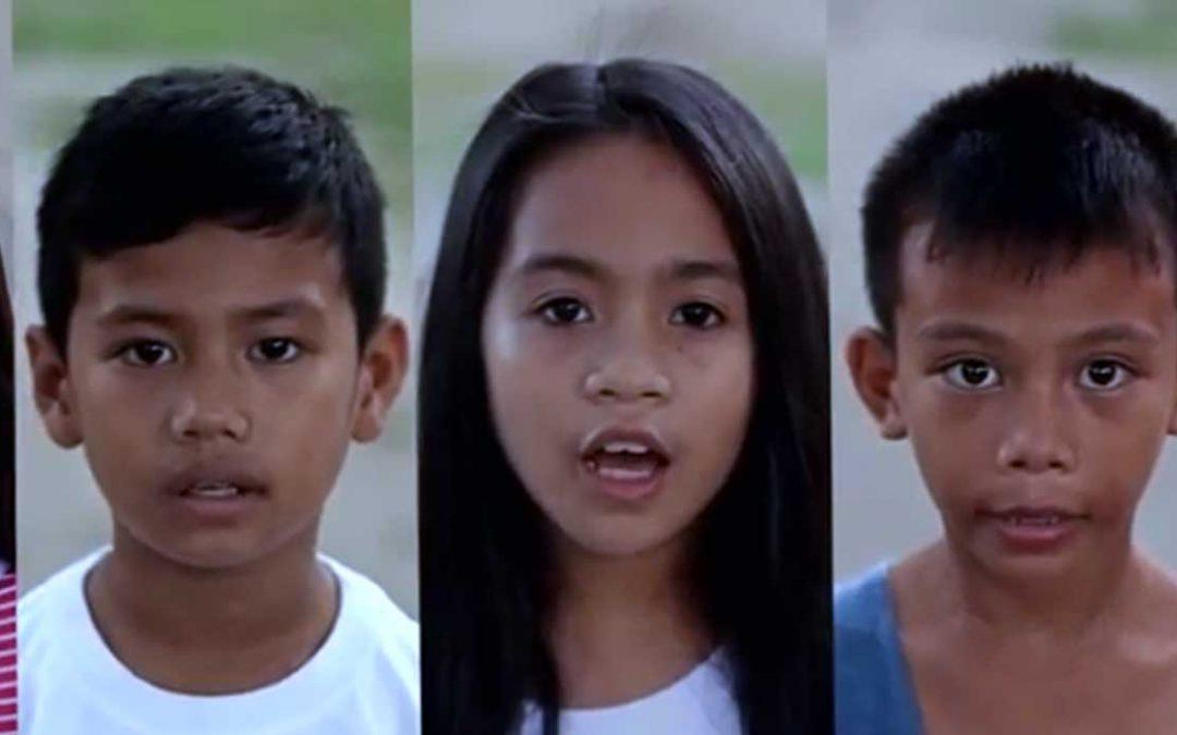 Concours de vidéo clip sur le thème des droits de l'Enfant réalisé par des étudiants philippins