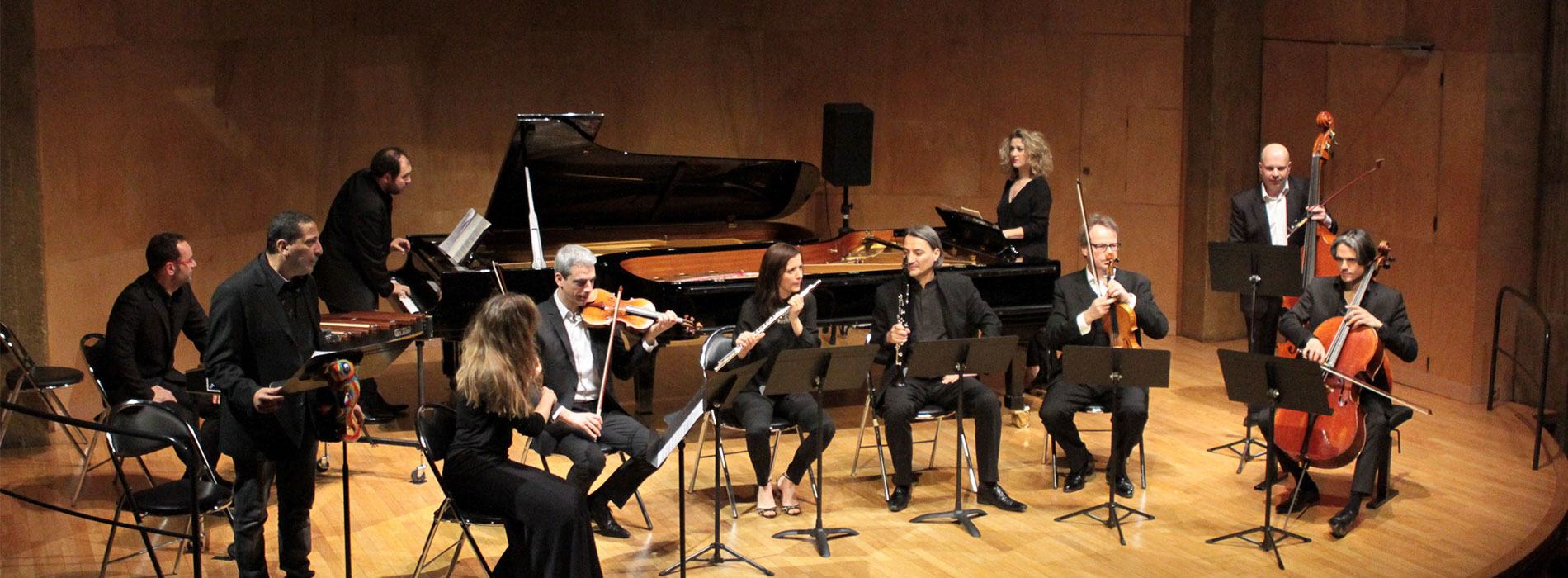 A look back on Laure Favre-Kahn & Friends concert