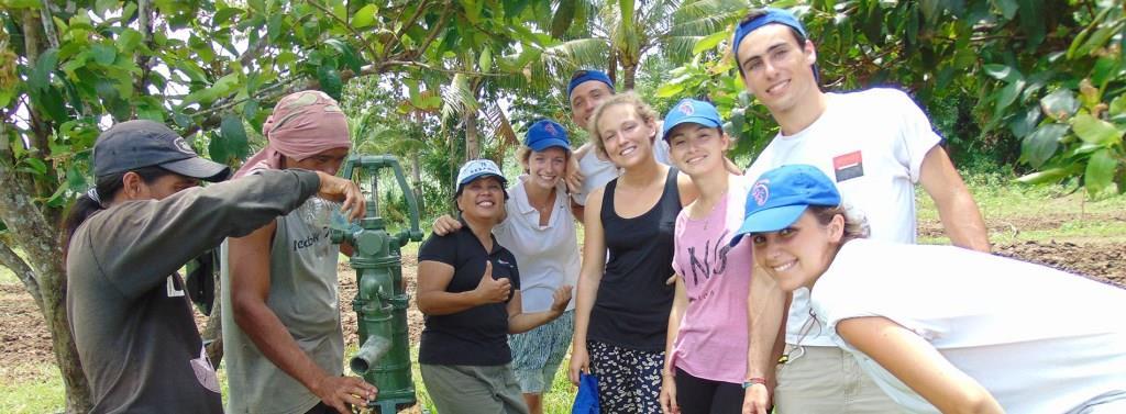 L'été 2015 de l'équipe volontaire Amaryllis en vidéo