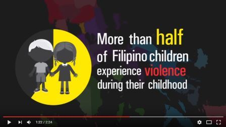 Video d'UNICEF Philippines sur les violences faites aux enfants