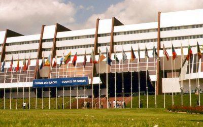 L'expo photo en visite au Conseil de l'Europe