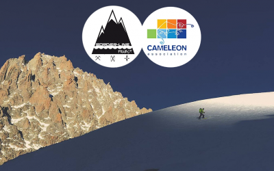 45 jours d'expedition en solitaire : 300 km pour les enfants de CAMELEON