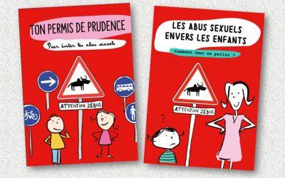 Nouvelles brochures de prévention des agressions sexuelles sur les enfants
