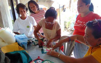 Les activités de formations professionnelles des familles avec CAMELEON