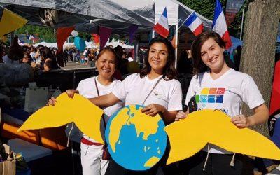 Journée de l'Indépendance des Philippines aux côtés de notre partenaire Eliza les Ailes du Voyage