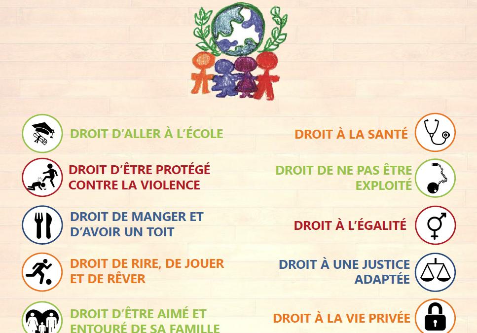 NOS ACTIONS : CAMELEON sensibilise les jeunes en France