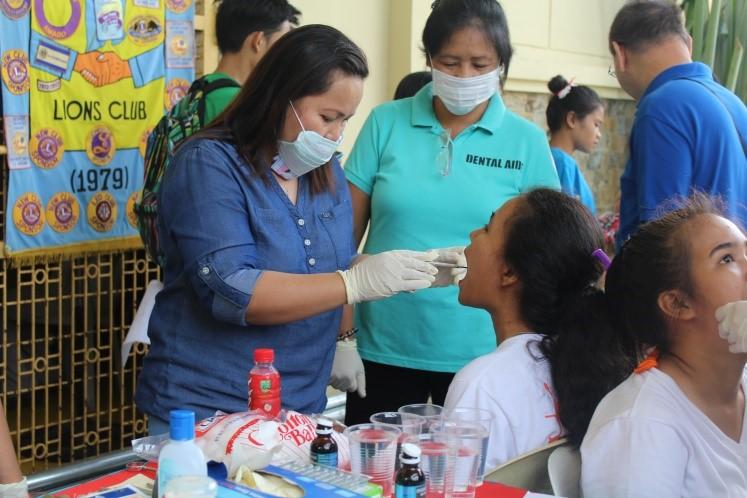 Ce que nous faisons pour aider les enfants : notre programme Santé