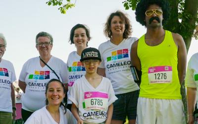 Les bénévoles en action en France : mars-août 2017