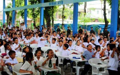 Ce que nous faisons pour défendre les droits de l'Enfant : découvrez notre programme PREVENTION et PLAIDOYER