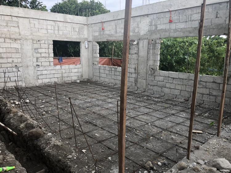 Le chantier sur l'île de Negros avance ! CAMELEON a besoin de vous !