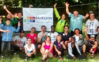 Les Héros sportifs de CAMELEON