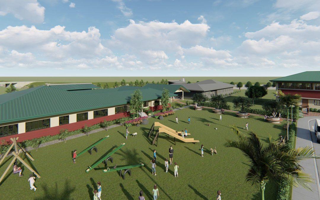 Nouvelle Maison d'Accueil à Negros – Etat des lieux des travaux