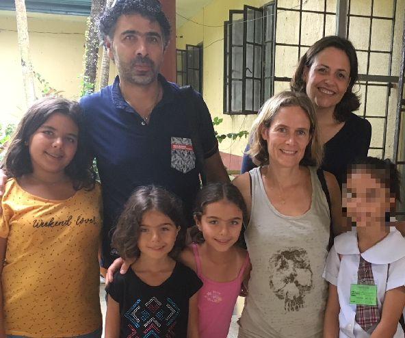 La famille Hafsouni (5)