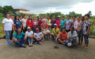 Volunteer work in the Philippines – October 2018 to March 2019