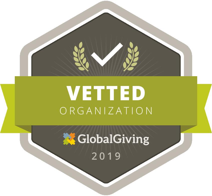 2018 GlobalGiving Badge
