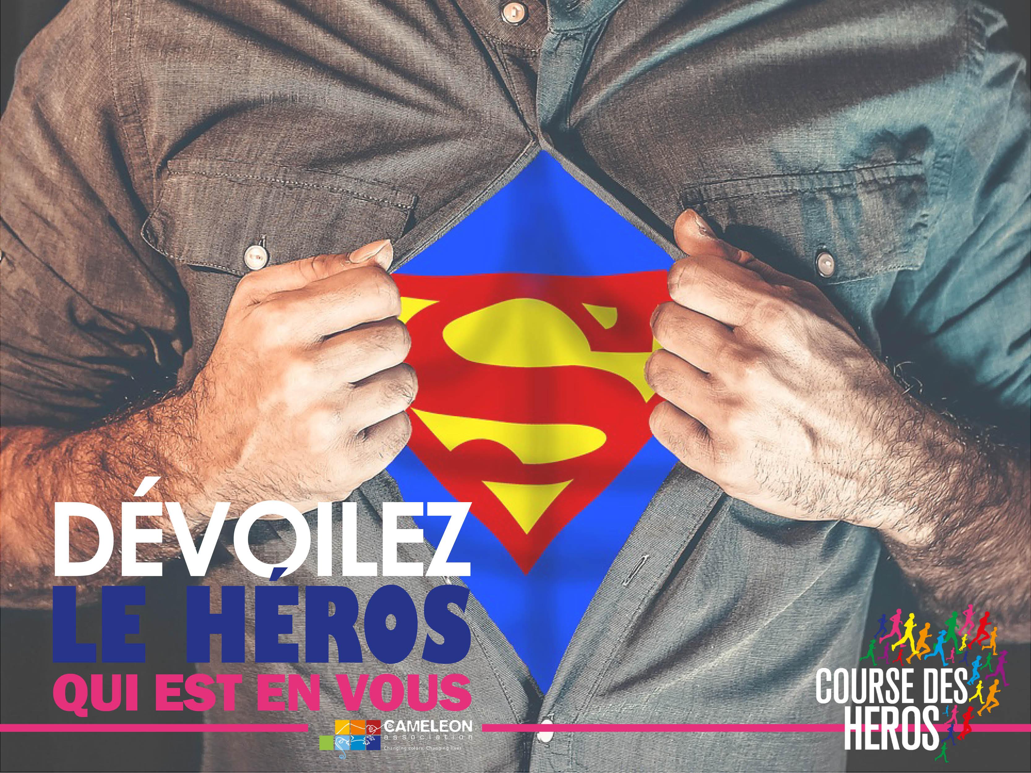 COURSE DES HEROS 2019 : Marche à suivre