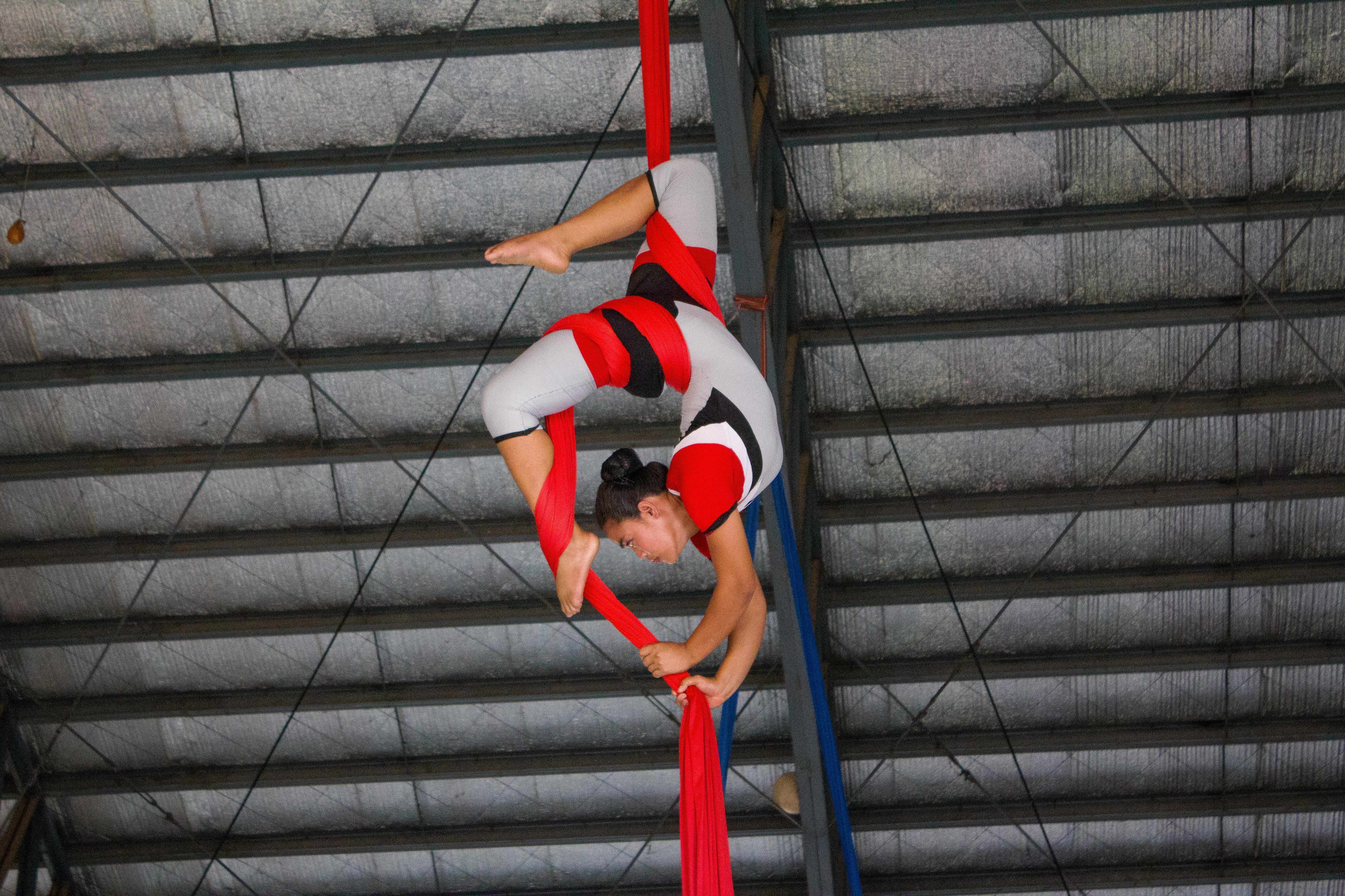 Les bénéfices thérapeutiques du cirque