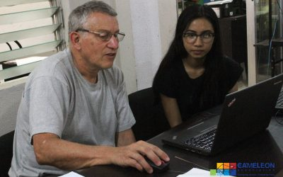 François reflects on his IT mission in the Philippines