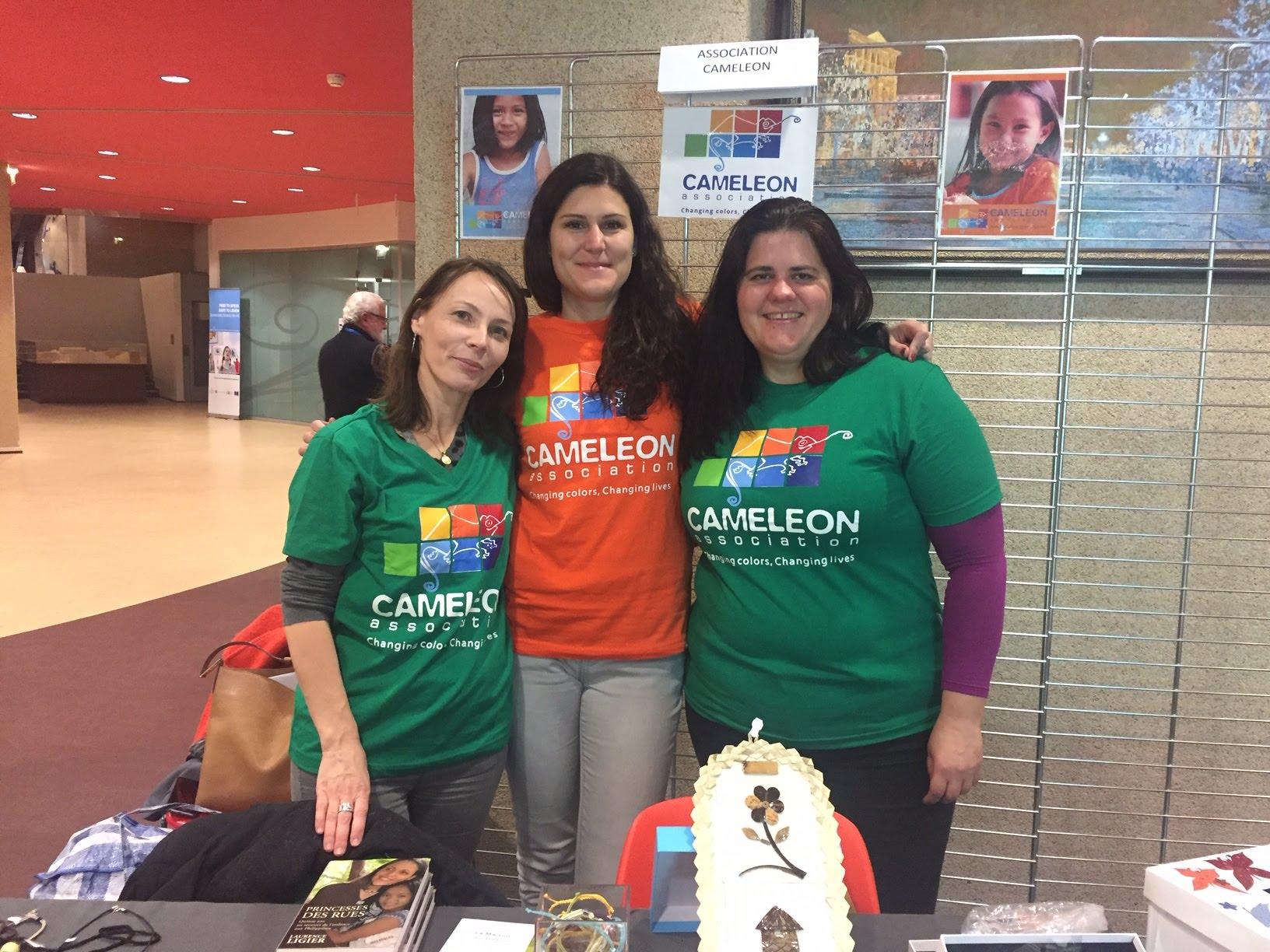 Les actions des bénévoles France d'octobre 2018 à mars 2019
