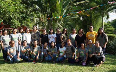 Rencontre avec quelques membres de l'équipe CAMELEON Philippines
