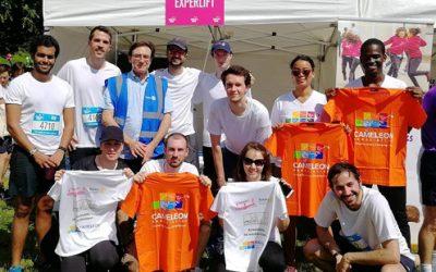 Les actions des bénévoles France d'avril à juin 2019