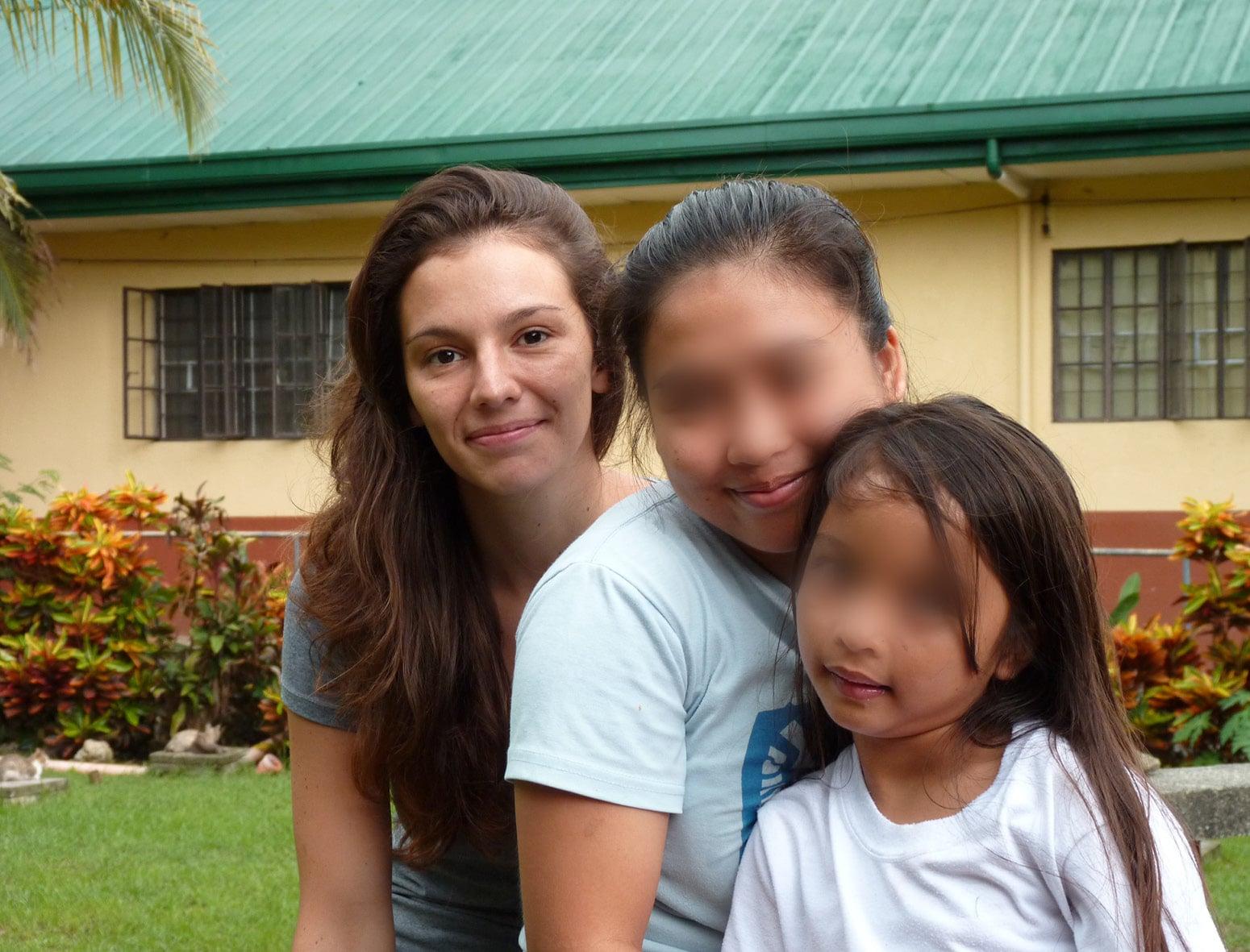 3 ans après, Liesbeth revient sur son expérience terrain aux Philippines