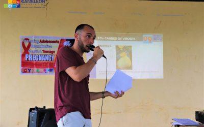 Samy revient sur sa mission aux Philippines