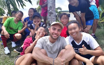 Les actions des bénévoles aux Philippines d'avril à juin 2019
