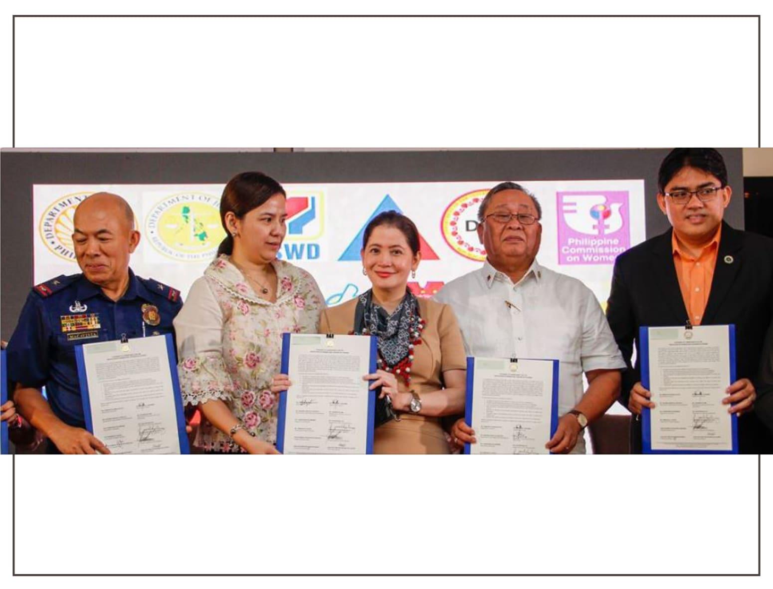 Les Philippines lancent TourISM WoRCS pour lutter contre les violences physiques et sexuelles faites aux enfants et aux femmes.