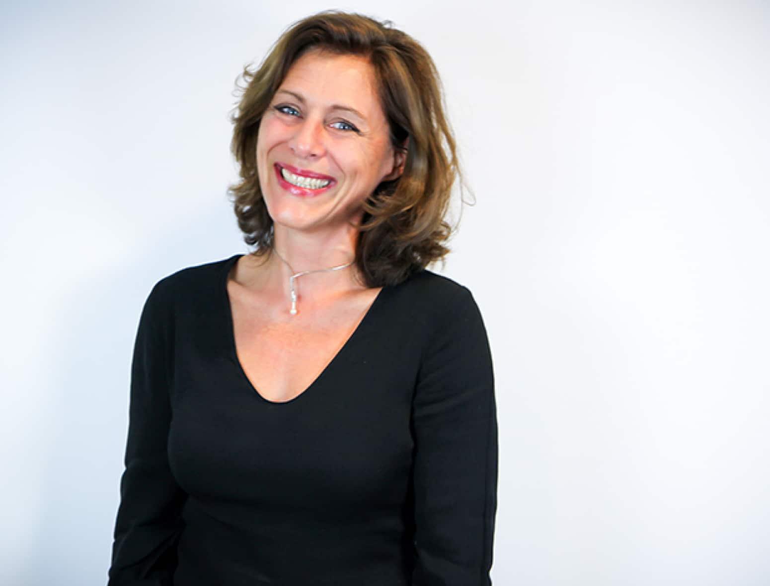 Florence Provendier, députée des Hauts-de-Seine et membre de Conseil Administratif de CAMELEON