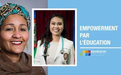 Empowerment par l'éducation