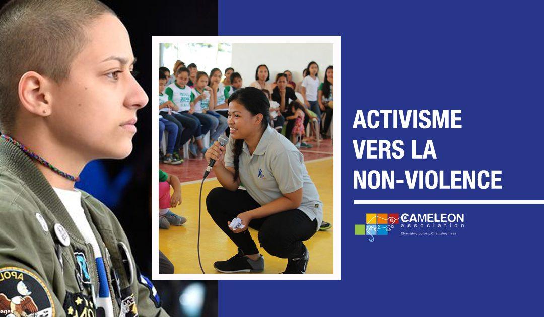 Activisme vers la non-violence