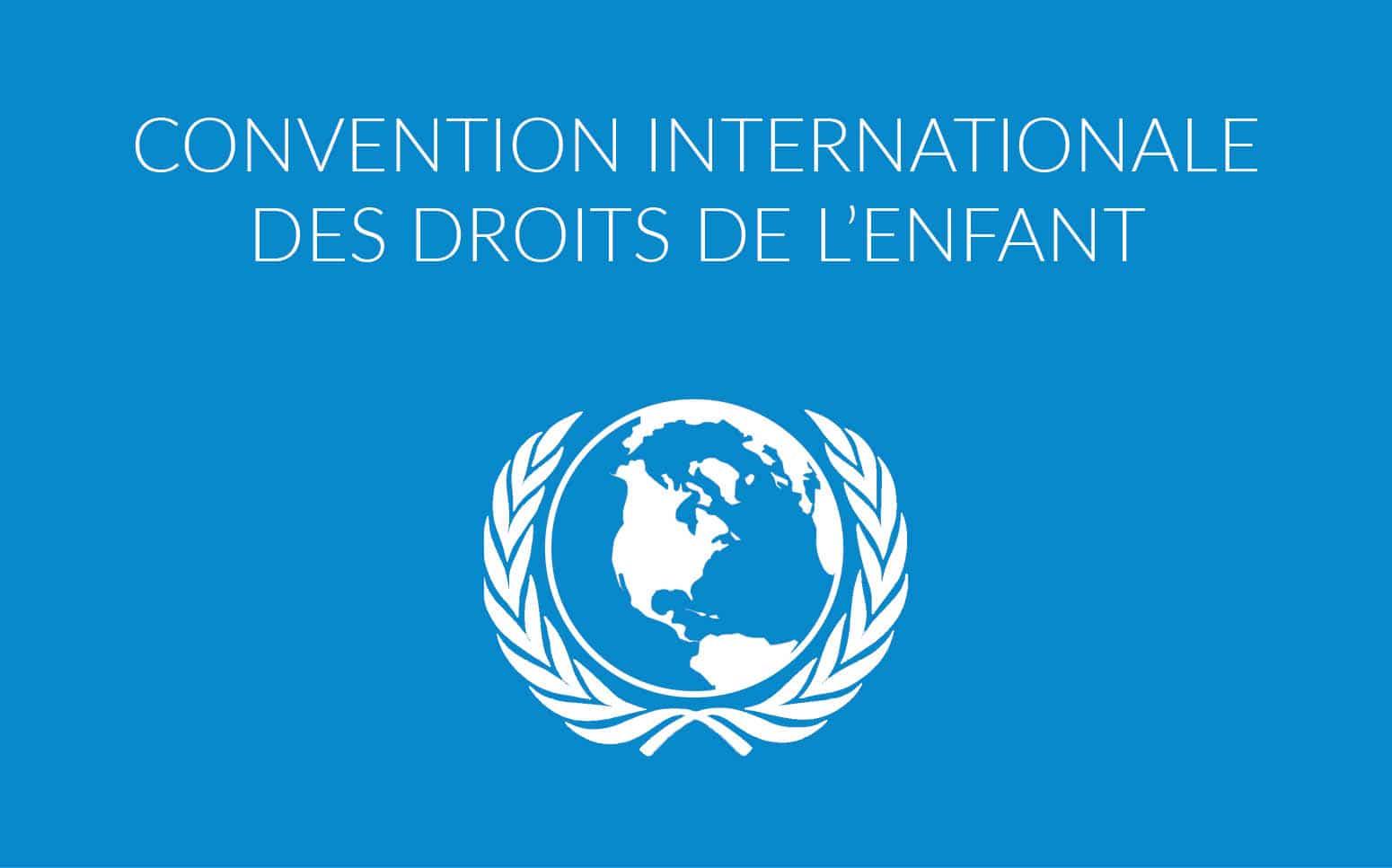 """Résultat de recherche d'images pour """"convention internationale des droits de l'enfance"""""""