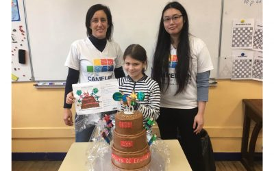 CAMELEON célèbre les 30 ans de la Convention Internationale des Droits de l'Enfant à Montesson