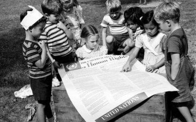 10 décembre : journée internationale des droits humains !