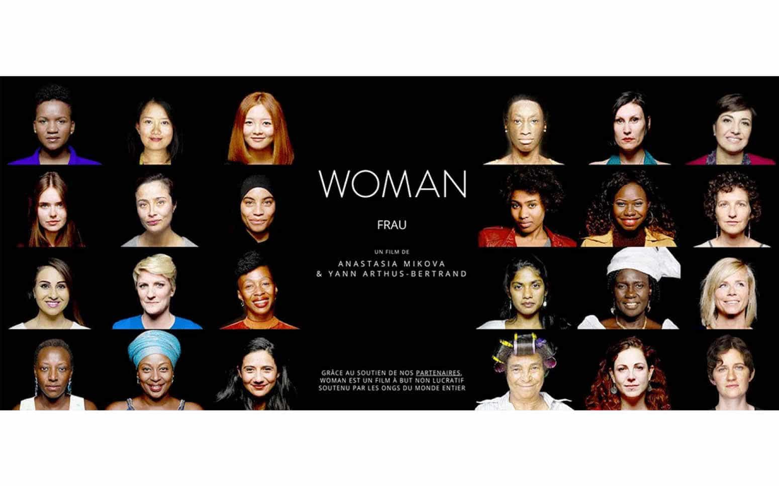 Sortie du film «WOMAN»