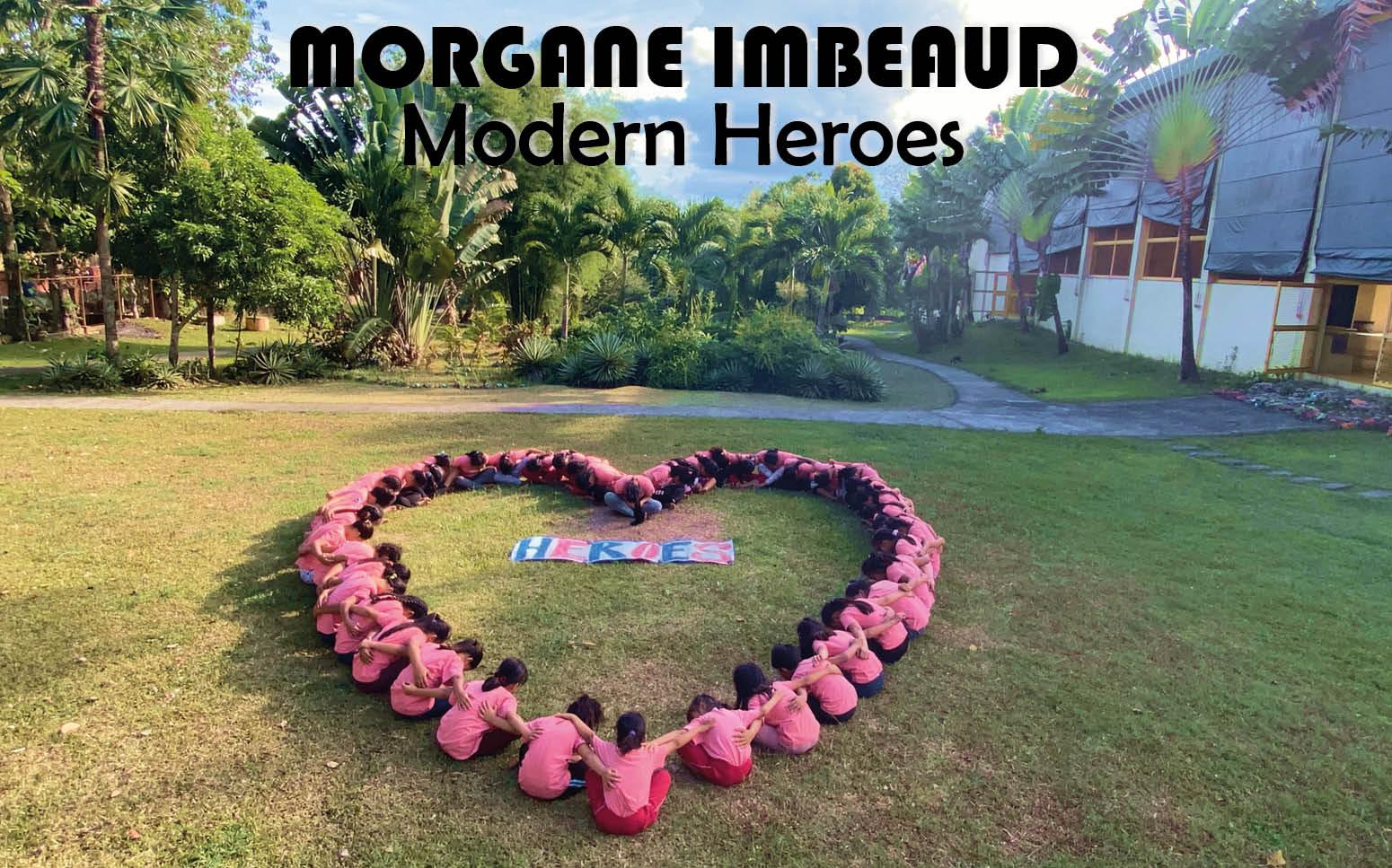 Modern Heroes – Morgane Imbeaud