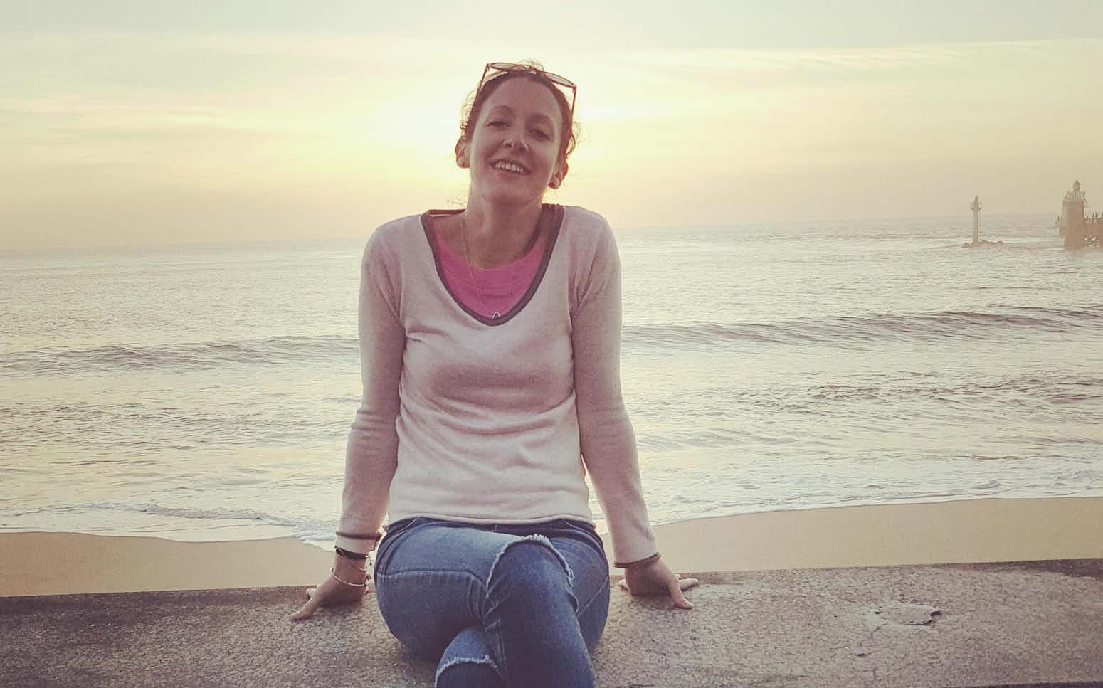Isabelle Gaston, bénévole, coordinatrice du pôle traduction