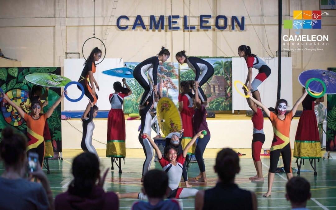 Le cirque des couleurs : se libérer, se reconstruire et sensibiliser aux droits de l'Enfant et aux violences sexuelles faites aux enfants