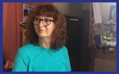 Corinne Moncelli, bénévole tout terrain et marraine depuis deux ans