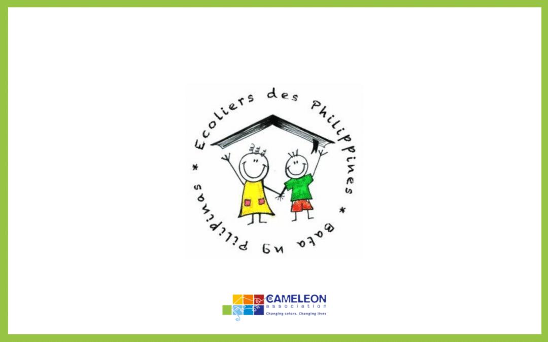 Nos bénéficiaires aux Philippines échangent avec des écoles en France