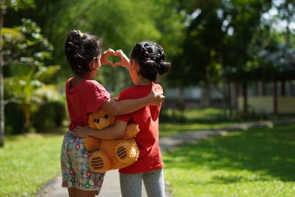 CAMELEON Association, enfants victimes de violences sexuelles
