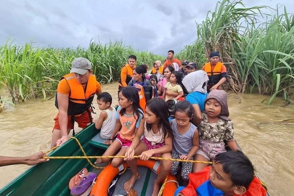 CAMELEON Association catastrophes naturelles Philippines